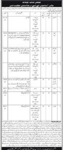 District Courts Kohat Jobs 2020